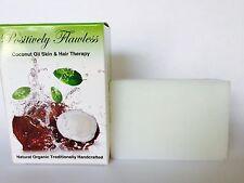 Minoxidil's Natural Alternative - Eclipta Alba in Organic Coconut Oil Soap Bar