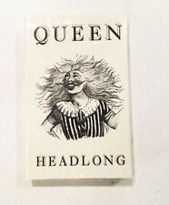 Queen - SEALED - Headlong RARE Black & White PROMO Cassette - Hollywood Records