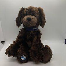 Gund BMW Plush Dark Brown Hound / Puppy Dog Stuffed Animal