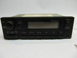 Audio Equipment Radio Am-fm-stereo Fits 99-00 CIVIC 33539
