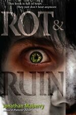 Complete Set Series - Lot of 5 Rot and Ruin books by Jonathan Maberry YA Horror