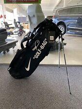 "New listing Nike Sport Lite Golf Bag DIY ""off-white"" 5 Divider Stand Bag"