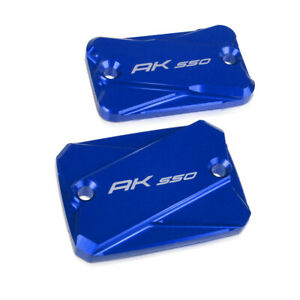For KYMCO AK550 2017 - 2019 New Motorcycle Front Brake Fluid Reservoir Cap Cover
