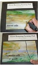 Stained Glass Supplies Cutters Mate Glass Running Pad