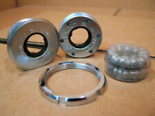 NOS Shimano 600EX Bottom Bracket Cups/Bearings...Italian (36 mm x 24 tpi)