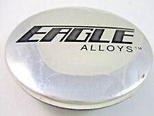 EAGLE ALLOYS CHROME USED CUSTOM WHEEL CENTER CAP*    #139   (FOR 1 CAP)