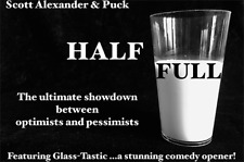 Half Full by Scott Alexander & Puck from Murphy's Magic
