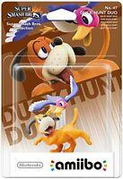 AMIIBO DUCK HUNT SUPER SMASH BROS COLLECTION No. 47 NINTENDO WiiU 3DS