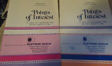 POINTS OF INTEREST TO HELP YOU REMEMBER THE BETTER THINGS IN LIFE DUFFENS OPTICA