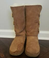 UGG $220 Size 6 BAILEY BUTTON TRIPLET  BOOT