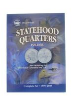 Whitman Coin Folder Statehood Quarters