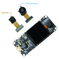 TTGO T-Camera Plus ESP32-DOWDQ6 8MB SPRAM Camera Module OV2640 1.3 Inch Display