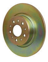 Disc Brake Rotor-Base Front EBC Brake RK7174