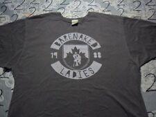 2XL- Bare Naked Ladies Anvil Brand T- Shirt