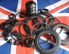Rover P4 1960-1964 full brake seal kit calipers wheel cylinders, master cylinder