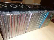 OPERA COMPLETA 3 BOX COFANETTI 30 DVD NOVECENTO ISTITUTO LUCE