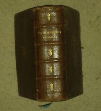Paroissien romain. N° 33. En latin et français. Mame. 1870.
