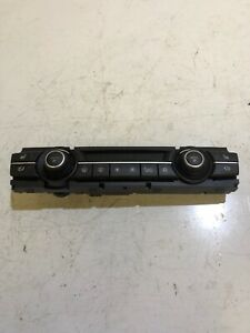 BMW X6 E71 E72 X5 E70 front AC Air Climate Control with seat heating 279652 - 01