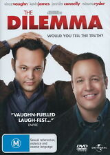 The Dilemma - Comedy / Adventure - Vince Vaughn, Kevin James - NEW DVD
