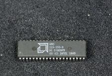 AMD 229-350-9 BE 018EBP5 INTEL 1980 40-Pin Dip
