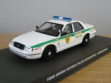 ALTAYA JAMES BOND 007 MIAMI DADE POLICE FORD CROWN VICTORIA CAR MODEL DY100 1:43