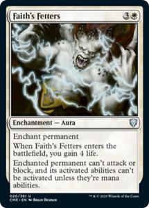Magic the Gathering - Commander Legends - Uncommon Common - Weiß - Neu - Mint