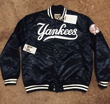 VINTAGE NY Yankees 1999 Mitchell & Ness AUTHENTIC Satin Jacket size L SOLD OUT