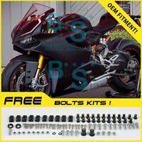 Injection Plastic Fairings Bodywork kit Ducati 1199 899 Panigale 14