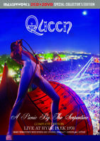 QUEEN / A PICNIC BY THE SERPENTINE LIVE AT HYDE PARK 1976 2CD+2DVD 4disk