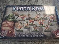 Blood Bowl Nurgle's Rotters Daemon Team Games Workshop Warhammer New!