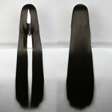FF7 Final Fantasy VII Vincent Valentine Fashion 120cm Long Straight Cosplay Wig