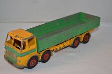 Dinky Toys 934 Leyland Octopus green and yellow in played with condition