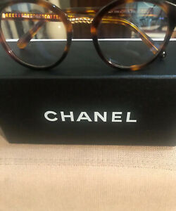 BRAND NEW Women Chanel Round Glasses EVERYTHING INCLUDED IN PURCHASE