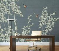 3,32€//m² Selbstklebende Folie Tapete Klebefolie Möbelfolie Dekofolie Bali Bambus