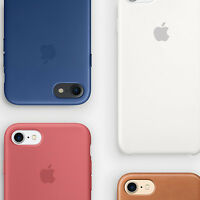 Funda silicona apple original para iPhone 7, 8, 7 Plus y 8 Plus. Silicone case