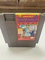Barker Bill's Trick Shooting (Nintendo Entertainment System) 1990 video game NES