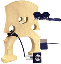 Schatten RB-2 Rockabilly/Slap Upright Bass Dual Sensor Pickup w/Jack, 2 Volume