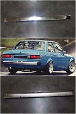 JDM Toyota Corolla Sedan 1300 DX E70 KE70 TE71 Rear Bumper Chrome DX GL 70 NEW