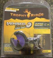 NEW Trophy Ridge Whisker Biscuit Kill Shot Ambidextrous Youth Arrow Rest AWB506M