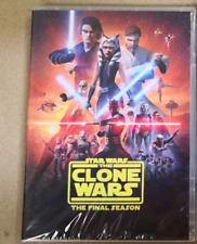 Star Wars: The Clone Wars Season 7 (DVD, 3-Disc set) NEW, Fast Free Shipping USA