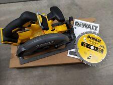 "DEWALT DCS575B FLEXVOLT 60V MAX Brushless 7 1/4"" Circular Saw Tool Only"