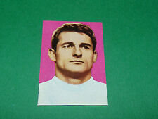 N°14 GEORGE EASTHAM ENGLAND SICKER PANINI FOOTBALL 1966 WC 66
