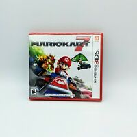Mario Kart 7 (Nintendo 3DS, 2011) Authentic - Brand New - Sealed