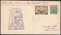Kanada/Canada Ganzsache mit Mi.-Nr.169 als MiF First Day Couver 1933 RARE