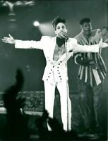 Prince, singer - Vintage photograph 3222897
