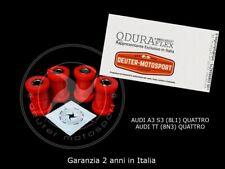 AUDI A3 /AUDI TT QUATTRO - (4)boccole in poliuretano