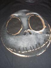 2XL Jack Skellington Gold Face Tee Shirt Disney Stores NWT