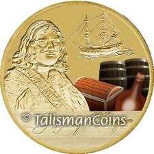 Tuvalu 2010 2011 Pirates & Buccaneers #2 Henry Morgan Golden Age of Piracy $1 BU