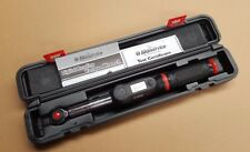 """BIKESERVICE DIGITAL TORQUE WRENCH 1/4"""" Inch Drive Reversible 10 - 50 Nm  BS5421"""