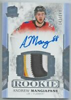 2017-18 The Cup #135 Andrew Mangiapane 4-Color Patch /249
